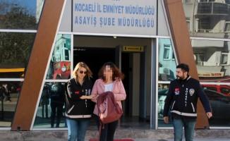 Kocaeli'deki fuhuş operasyonlarında 1 tutuklama