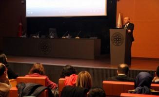 KTO üyelerine 'Geleceği Yönetmek' programı gerçekleştirildi