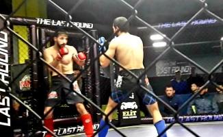 Küçükköy Spor MMA Takımı'ndan bir büyük başarı daha