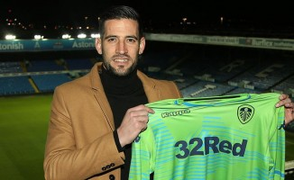 Leeds United, Real Madrid'den Kiko Casilla'yı transfer etti