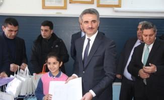 Malatya'da 175 bin öğrenci yarıyıl tatiline girdi