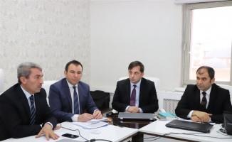 Mardin'de liselere kayıt uygulama komisyonu toplandı