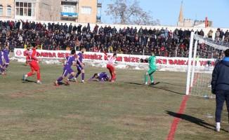 Nevşehir Belediyespor: 1 Yomraspor: 1