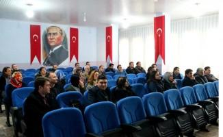 Okul müdür yardımcılarına eğitim semineri