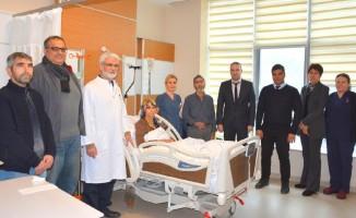 Ortaca Devlet Hastanesinde ilk mide kanseri ameliyatı yapıldı
