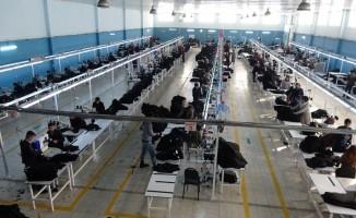 OSB'den tekstil üretimine 100 hektarlık alan