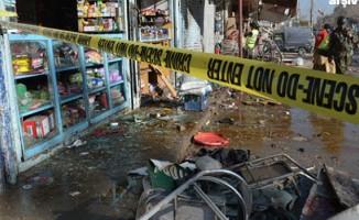 Pakistan'daki medrese saldırısı