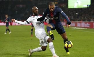 PSG'den Guingamp'a 9 gol