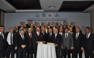 Reel Sektör ve Finans Sektörü Diyalog Güçlendirme Toplantısının 12.si Erzurum'da gerçekleştirildi
