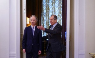 """Rusya: """"Suriye'deki mevcut durum görüşüldü"""""""