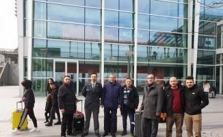 Sandıklı Belediye Başkanı Mustafa Çöl, İsviçre'ye getti