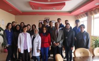 Sare Eğitim kurumlarından uluslararası staj