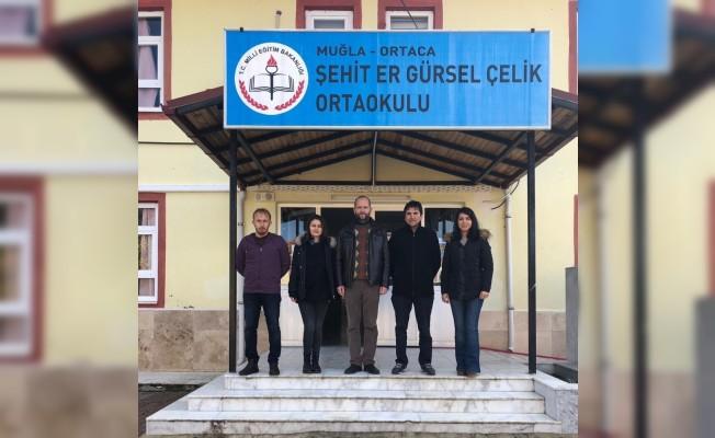 Şehit Er Gürsel Çelik Ortaokulunun Erasmus projesi kabul edildi