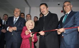 Şehit Osman Er İmam Hatip Ortaokulu'nda ''Z Kütüphane'' açılışı