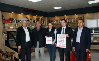 Seydikemer'de 'Alışverişini Yerel Esnaftan Yap, Esnafına Sahip Çık' kampanyası