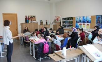 SGM'de veli-çocuk buluşma günleri düzenlendi