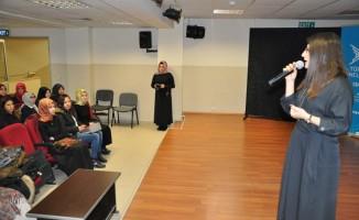 Simav'da konferansı