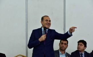 """Sözlü: """"Cumhur ittifakıyla Adana'ya bir kez daha mührü vuracağız"""""""