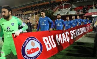 Spor Toto 1. Lig: Adana Demirspor: 0 - Kardemir Karabükspor: 0 (İlk yarı sonucu)