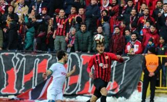 Spor Toto 1. Lig: Eskişehirspor:0 - Giresunspor:0