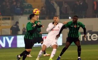Spor Toto Süper Lig: Akhisarspor: 0 - Beşiktaş: 0 (Maç devam ediyor)