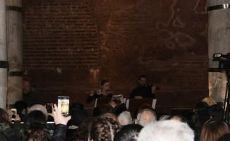 Tarihi Şerefiye Sarnıcı'nda flüt ve keman resitali