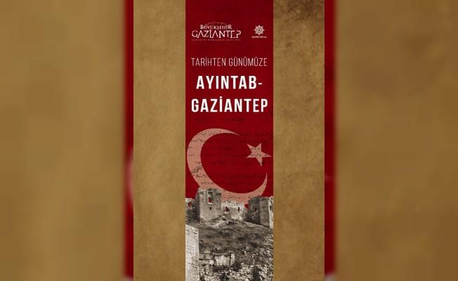 Tarihten günümüze Ayıntap-Gaziantep adlı kitap yayımlandı