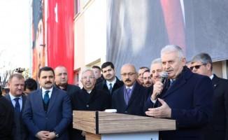 TBMM Başkanı Binali Yıldırım: