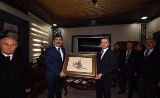 Teşkilat Başkanı Kandemir'den Başkan Asya'ya özel teşekkür