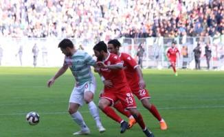 TFF 2. Lig: Amed Sportif Faaliyetler: 3 - Yılport Samsunspor: 2