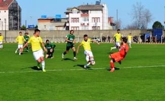 TFF 3. Lig: Fatsa Belediyespor: 0 - Kocaelispor: 0