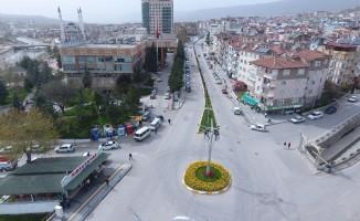 """Tokat'ta """"akıllı trafik"""" uygulaması"""