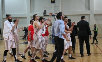 Türkiye Basketbol Ligi: Yalova Belediyespor: 95 - Selçuklu Basketbol: 93