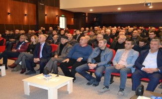 Türkiye'deki ceviz üreticileri Yenişehir'de buluştu