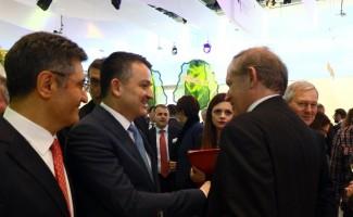 Türkiye ve Almanya arasında tarım alanında işbirliği mutabakat zaptı imzalandı