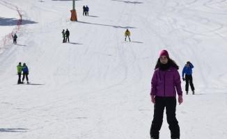 'Türkiye'nin Maldivleri' manzaralı kayak merkezi misafirlerini bekliyor