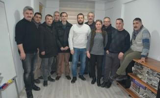 UGD'nin yeni başkanı Karayol oldu