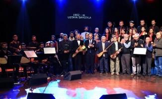 Uşak'ta Ozan İbilak Mehmet'i anma programı düzenlendi