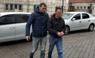 Uyuşturucu ticareti suçundan cezası bulanan cezaevi firarisi tutuklandı