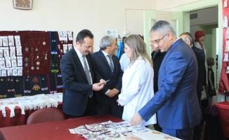 Vali Şentürk'ten Osmaneli'ye ziyaret