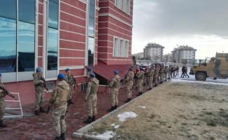 Van'da terör operasyonu: 13 tutuklama