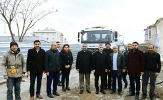 Yeşilyurt'ta kentsel dönüşüm projesi