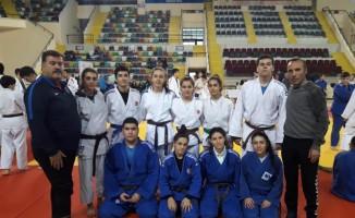 Yunusemreli judocular Balıkesir'den dereceyle döndü