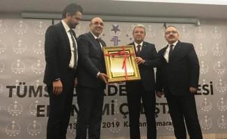 """Zabun: Kahramanmaraş Türkiye ekonomisine önemli katkıda bulunuyor"""""""
