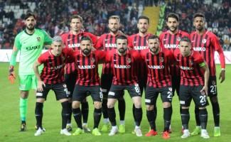 1. Lig'in en golcü takımı Gazişehir Gaziantep