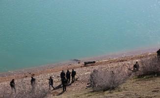 2 gündür kayıp olan genç kızın cesedi baraj gölünde bulundu