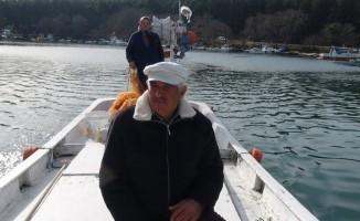 54 yıllık balıkçı çiftten mutluluğun sırları