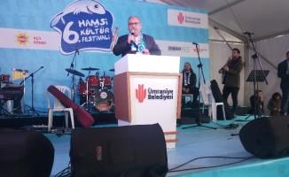 6. Ümraniye Hamsi ve Kültür Festivali'ne yoğun ilgi