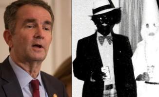 ABD'de ırkçı valinin istifası isteniyor