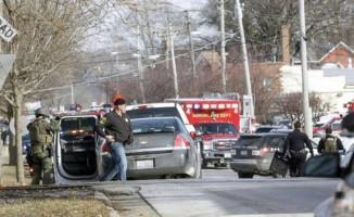 ABD'de düzenlenen silahlı saldırıda 5 kişi hayatını kaybetti